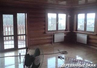 Деревянные окна 2022