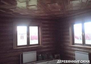 Деревянные окна 2024