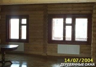 Деревянные окна 2027