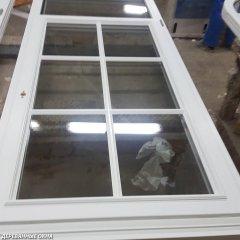 Фальшпереплёт в деревянном окне