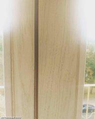 Окно из дуба