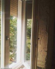 Окно из сосны